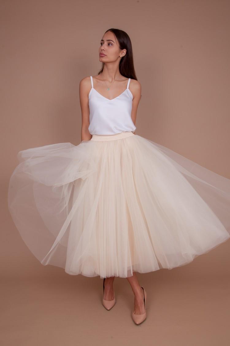 этот декоративный фатиновые юбки фото сшить очень