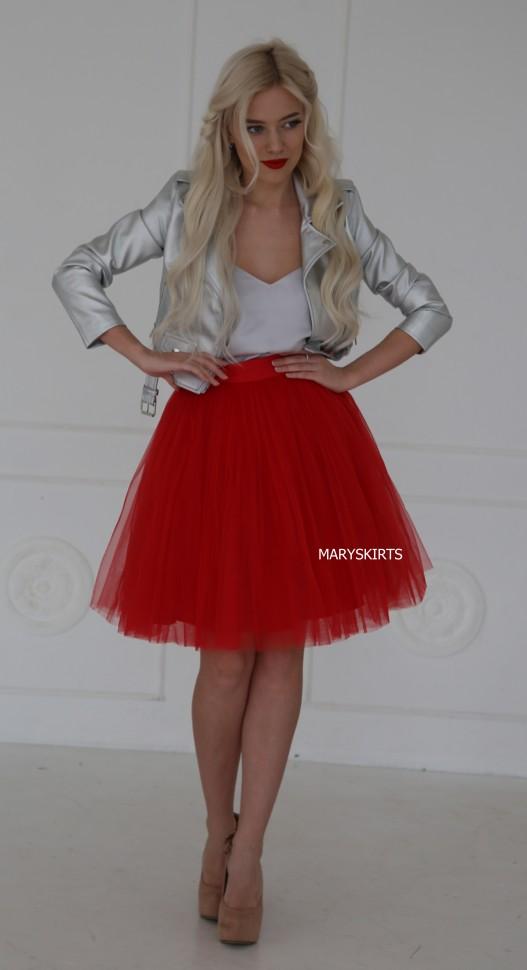911385917ff Купить юбку пачку красного цвета в интернет магазине