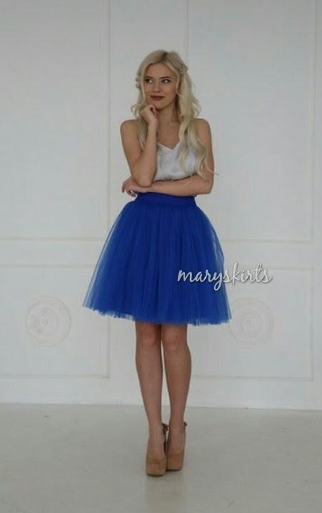 c469c4af431 Купить юбку пачку синего цвета в интернет магазине